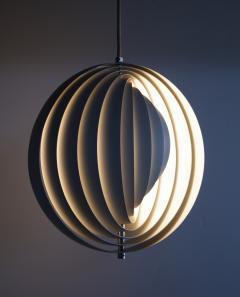 Verner Panton Verner Panton Moon Pendant Lamp for Louis Poulsen - 1740971