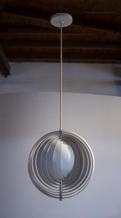Verner Panton Verner Panton Moon Pendant Lamp for Louis Poulsen - 1740974