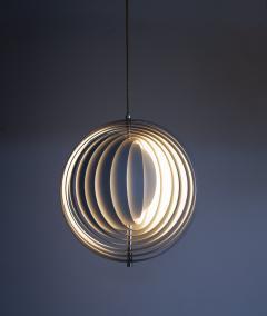 Verner Panton Verner Panton Moon Pendant Lamp for Louis Poulsen - 1740975
