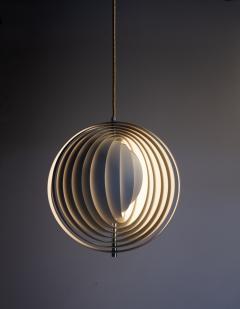 Verner Panton Verner Panton Moon Pendant Lamp for Louis Poulsen - 1740976