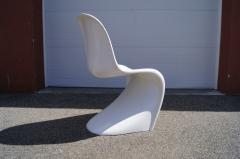 Verner Panton White Panton Chair by Verner Panton forVitra - 1923279