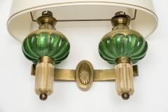 Veronese Pair of Murano glass sconces by Veronese - 1310051