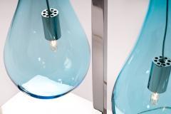 Veronese Veronese Drop Double Light Table Lamp - 435305