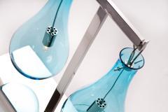 Veronese Veronese Drop Double Light Table Lamp - 435306