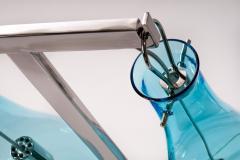 Veronese Veronese Drop Double Light Table Lamp - 435307