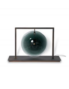 Veronese Veronese Orbe Gong Table Lamp - 435408