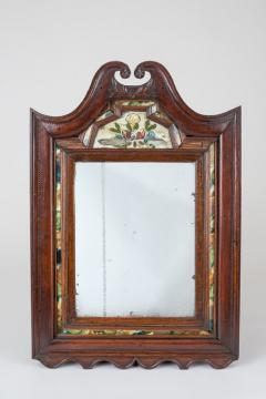 Very Fine And Rare Courting Mirror - 498126