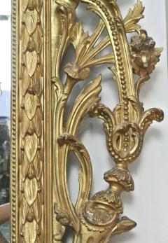 Very Fine Italian 18th Century Carved and Giltwood Mirror - 632689