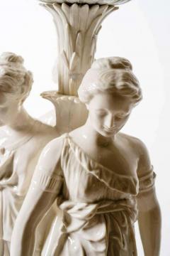 Very Fine Italian Porcelain 19th Century Table Center - 1622585