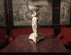 Very Fine Italian Porcelain 19th Century Table Center - 1622586