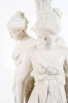 Very Fine Italian Porcelain 19th Century Table Center - 1622587
