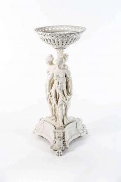 Very Fine Italian Porcelain 19th Century Table Center - 1622594