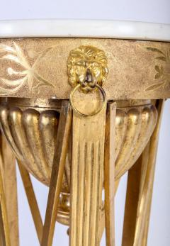 Very Fine Pair of Italian Neoclassical Gueridons - 634369