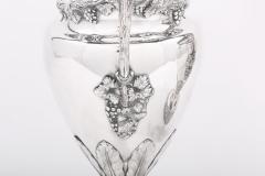 Very Fine Victorian Silver Plate Wine Cooler - 1964918