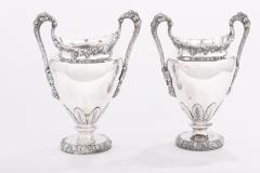 Very Fine Victorian Silver Plate Wine Cooler - 1964985