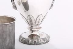 Very Fine Victorian Silver Plate Wine Cooler - 1964988