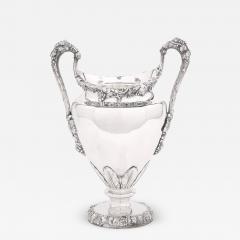 Very Fine Victorian Silver Plate Wine Cooler - 1966834