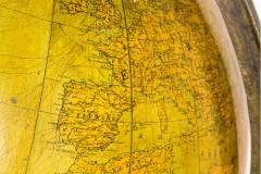 Very Large 19th Century World Globe France - 904907