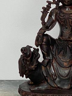 Very Large Casting of a Bodhisattva China circa 1980 - 1400841