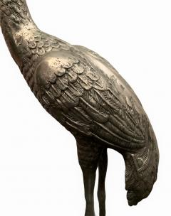 Very Large Herons in Solid Brass - 1780433