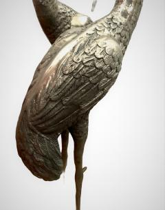 Very Large Herons in Solid Brass - 1780435