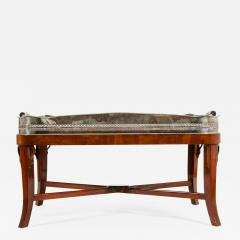 Very Large Plated High Border Tray Table Tortoise Shell Interior - 1171255