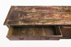 Very Large Sideboard 17th Century Spain - 1086791