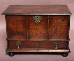 Very Rare 17th Century Charles II English Box - 660384