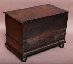 Very Rare 17th Century Charles II English Box - 660389