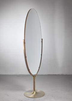 Very large 187 cm high floor mirror - 1554869