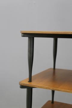Vico Magistretti Set of four Coffee Tables model T8 by Vico Magistretti for Azucena 1950s - 1478344