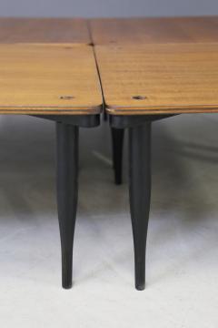 Vico Magistretti Set of four Coffee Tables model T8 by Vico Magistretti for Azucena 1950s - 1478346