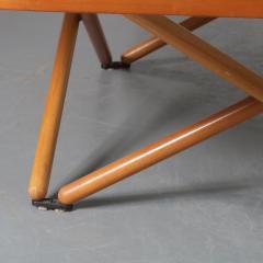 Vico Magistretti Vico Magistretti Broomstick Coffee Table for Alias Italy 1970 - 1143573