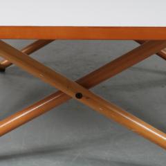 Vico Magistretti Vico Magistretti Broomstick Coffee Table for Alias Italy 1970 - 1143574