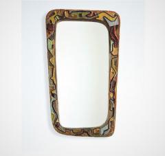 Victor Cerrato Mirror in Ceramic - 1818550