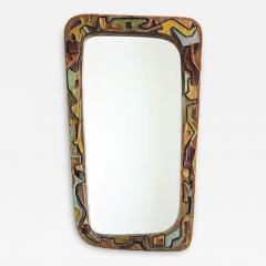 Victor Cerrato Mirror in Ceramic - 1819674