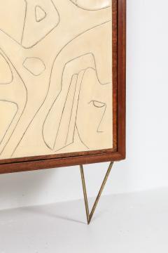 Victor Cerrato Victor Cerrato one of a kind case piece 1950s - 1320566