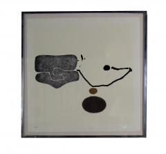 Victor Pasmore Rare set of 8 signed Lithographs - 1173641