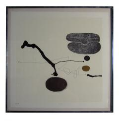 Victor Pasmore Rare set of 8 signed Lithographs - 1173650