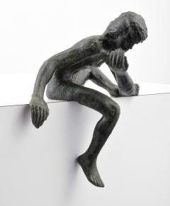 Victor Salmones Victor Salmones Nude Figural Sculpture - 1041295
