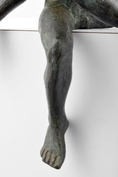 Victor Salmones Victor Salmones Nude Figural Sculpture - 1041300