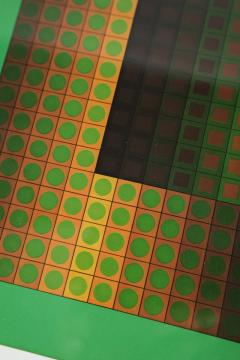 Victor Vasarely 3 Victor Vasarely Pictures Edition Griffon 1966 - 1849788