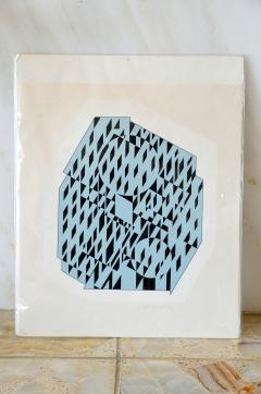 Victor Vasarely NETHE Signed and numbered Silkscreen Print by Victor Vasarely - 981374