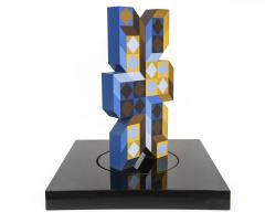 Victor Vasarely Signed Victor Vasarely Sculpture - 525858