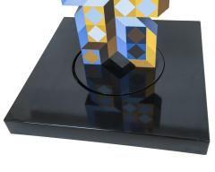 Victor Vasarely Signed Victor Vasarely Sculpture - 525861