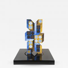 Victor Vasarely Signed Victor Vasarely Sculpture - 536245