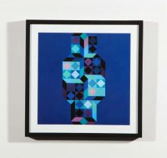 Victor Vasarely Victor Vasarely Gestalt Series Prints by Editions du Griffon Switzerland 1971 - 1564113