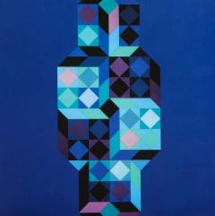 Victor Vasarely Victor Vasarely Gestalt Series Prints by Editions du Griffon Switzerland 1971 - 1564116