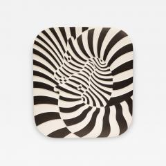 Victor Vasarely Victor Vasarely Op Art Plaque for Rosenthal - 767000