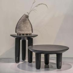 Victoria Yakusha Ash Contemporary Coffee Table by FAINA - 1838438